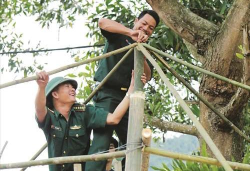 Nâng cao năng lực lãnh đạo, sức chiến đấucủa Đảng bộ BĐBP Sơn La