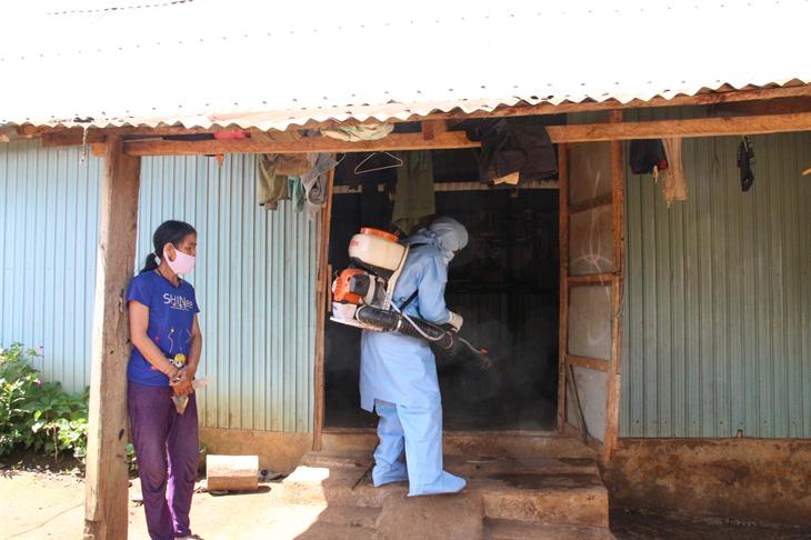 Tây Nguyên: Nỗ lực chống dịch bạch hầu đang lan rộng