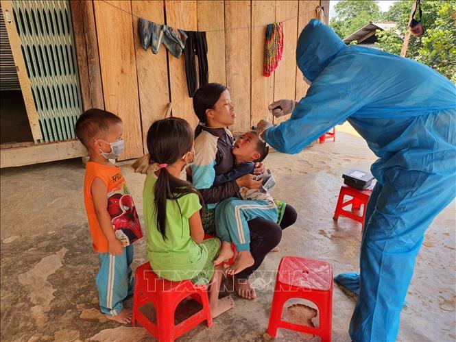 Ghi nhận thêm hai ca mắc bệnh bạch hầu tại Đắk Lắk