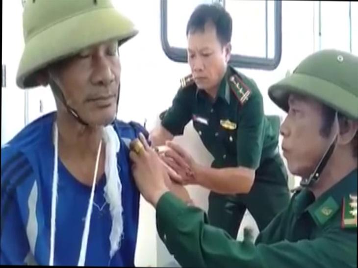 Cứu sống ngư dân gặp nạn trên vùng biển Thái Bình