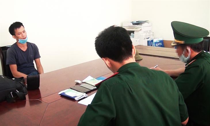 Lái xe đầu kéo mua ma túy từ Lào về sử dụng