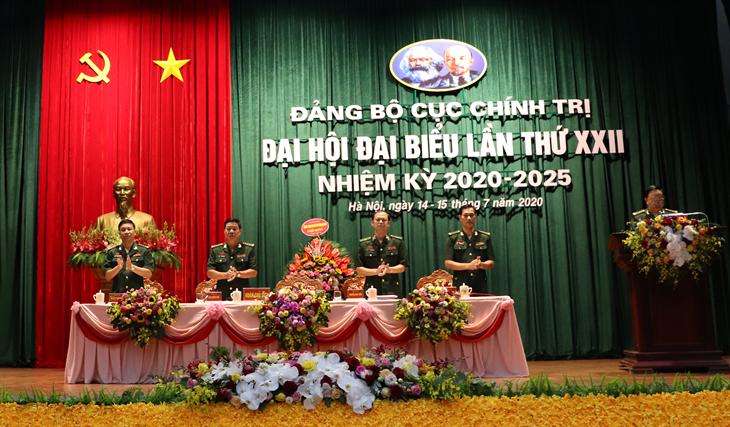 Đại hội đại biểu Đảng bộ Cục Chính trị BĐBP lần thứ XXII tiến hành phiên trù bị