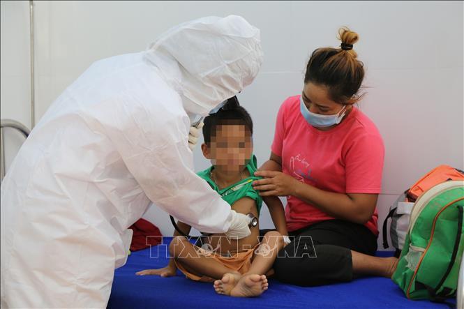 Thêm 3 trường hợp mắc bệnh bạch hầu tại Đắk Lắk