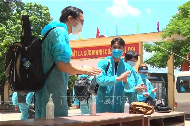 Sáng 14-7: Việt Nam ghi nhận thêm 1 ca mắc mới COVID-19, trở về từ Nga