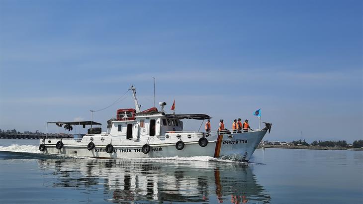 Xử lý nghiêm các hoạt động vi phạm trong lĩnh vực thủy sản