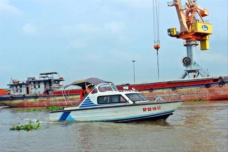 Tăng cường sự lãnh đạo của Đảng trong bảo vệ chủ quyền biển đảo, hải cảng
