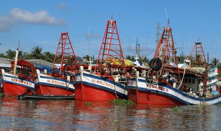 Kiên Giang và Cà Mau phối hợp chống khai thác thủy sản bất hợp pháp