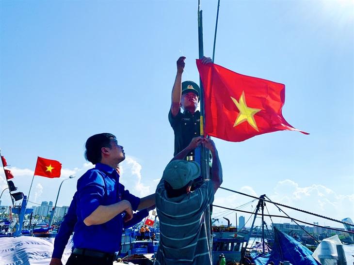 Khẳng định quyết tâm giữ vữngchủ quyền biển, đảo của Tổ quốc