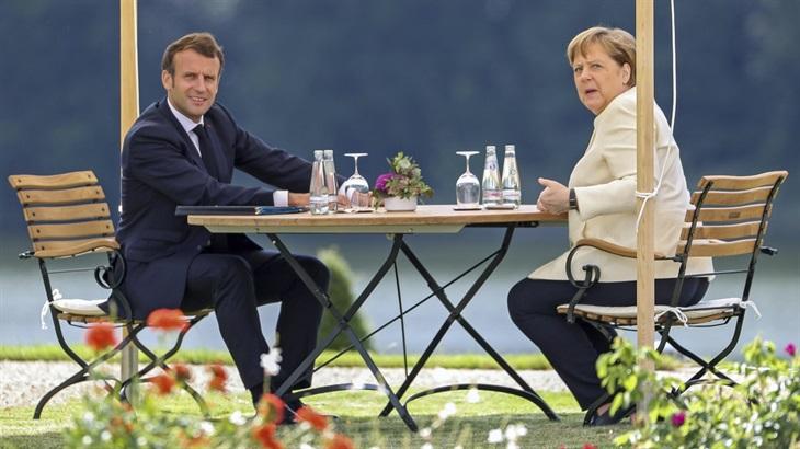 Đức - Pháp chung tayđưa EU vươn lên sau Covid-19