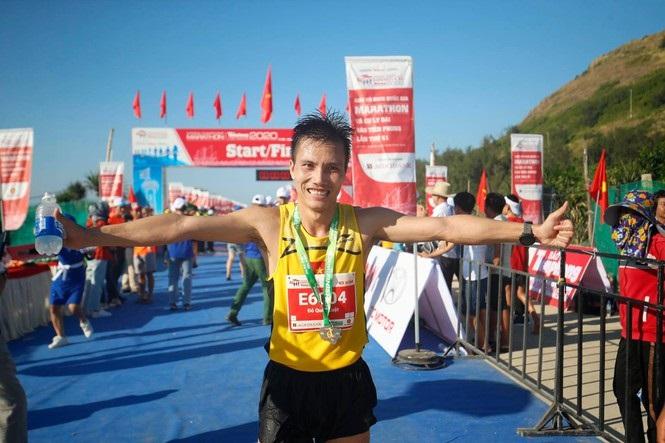 Đoàn Quân đội đạt 5 huy chương Vàng giải Tiền Phong Marathon lần thứ 61