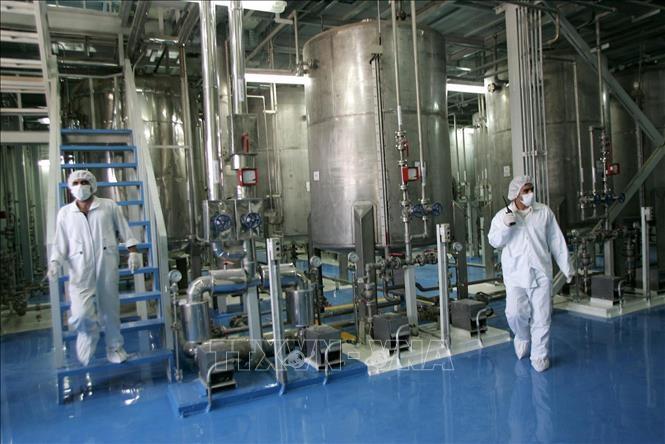 Nga kêu gọi bảo vệ thỏa thuận hạt nhân Iran
