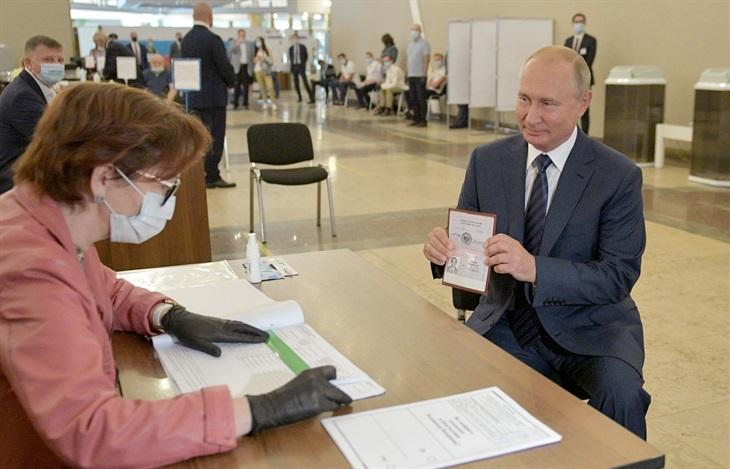 Quyết định cải cáchquan trọng của nước Nga