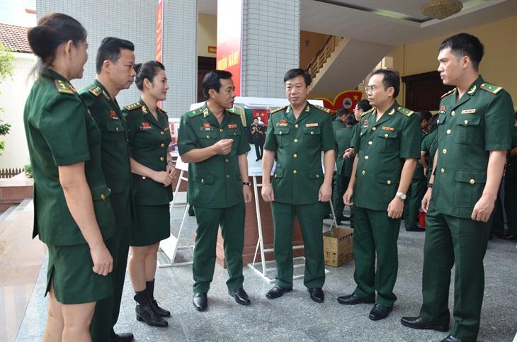 Xứng đáng là trung tâm hiệp đồng, là cơ quan chỉ huy của người chỉ huy