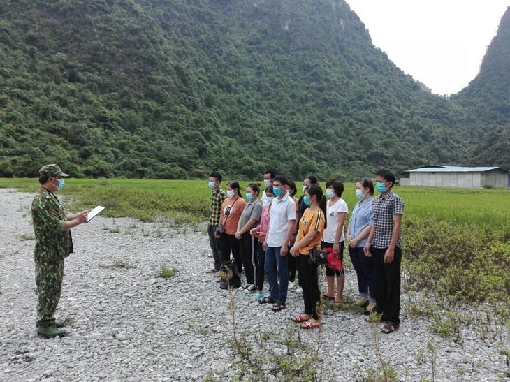 BĐBP Cao Bằng: Tiếp tục phát hiện thêm các lao động chui nhập cảnh trái phép về Việt Nam