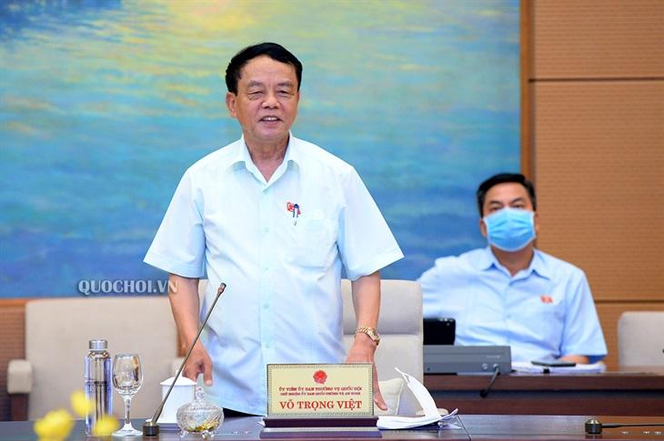 Chỉnh lý và hoàn thiện dự án Luật Biên phòng Việt Nam đảm bảo chặt chẽ, chất lượng