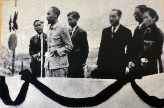 Trưng bày chuyên đề Chủ tịch Hồ Chí Minh - Người sáng lập Nhà nước Việt Nam Dân chủ Cộng hòa
