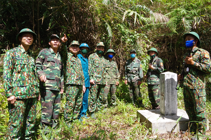 BĐBP Hà Tĩnh quyết tâm không để lọt người nhập cảnh trái phép qua biên giới