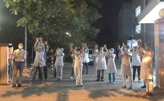 Đà Nẵng bỏ lệnh phong tỏa Bệnh viện Chấn thương chỉnh hình và Phục hồi chức năng