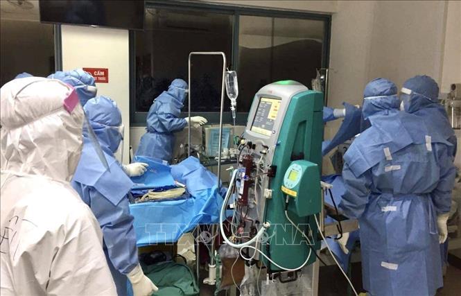 Bệnh nhân 832 tử vong vì suy tim trên nền bệnh lý nặng và mắc COVID-19