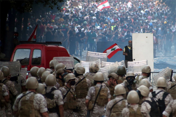 Tương lai của Lebanon đang bị đe dọa