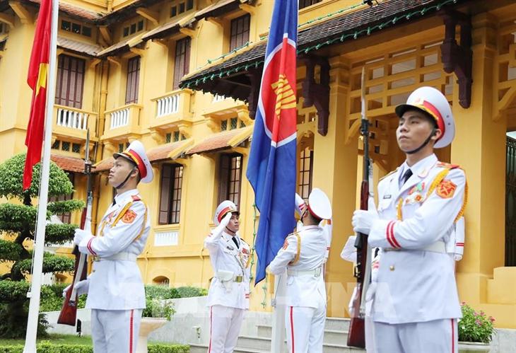 ASEAN đóng vai trò trung tâm tại khu vực Biển Đông