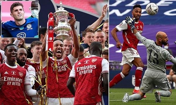 Arsenal lần thứ 14 vô địch, Chelsea tổn thất lực lượng lớn sau thất bại