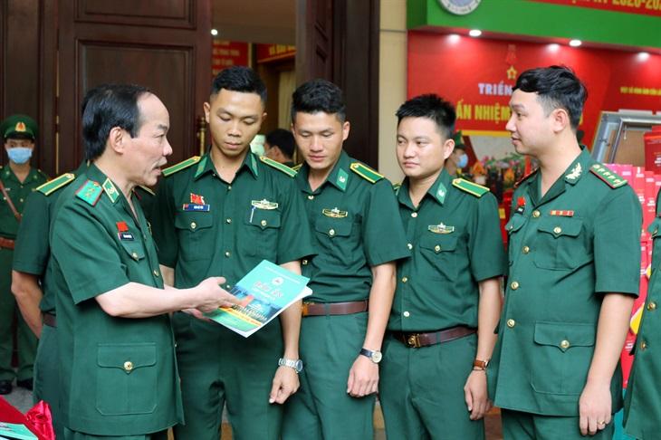 Thư của Đại hội đại biểu Đảng bộ BĐBP lần thứ XV gửi cán bộ, chiến sĩ