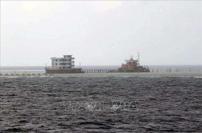 Quốc tế nỗ lực giữ vữngổn định trên Biển Đông