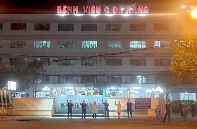 Bệnh viện C Đà Nẵng chính thức dỡ lệnh phong toả
