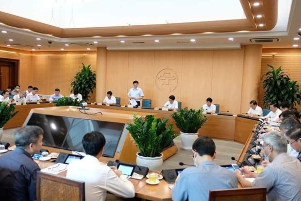 Bộ Y tế đảm bảo đủ sinh phẩm xét nghiệm COVID-19 ở Hà Nội