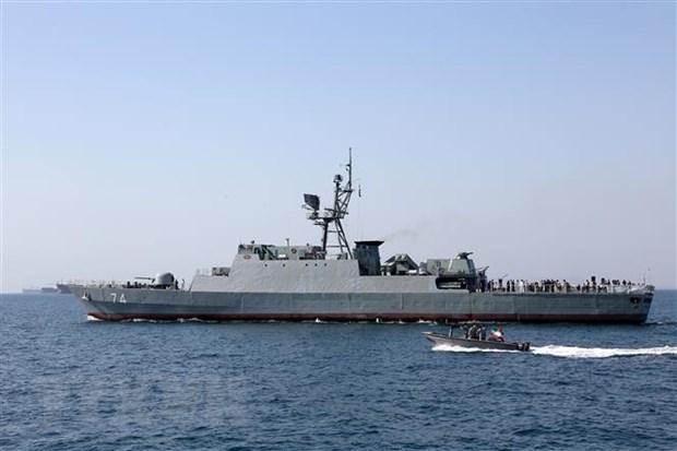 Iran công bố thời điểm tập trận quy mô lớn ở phía Đông Eo biển Hormuz