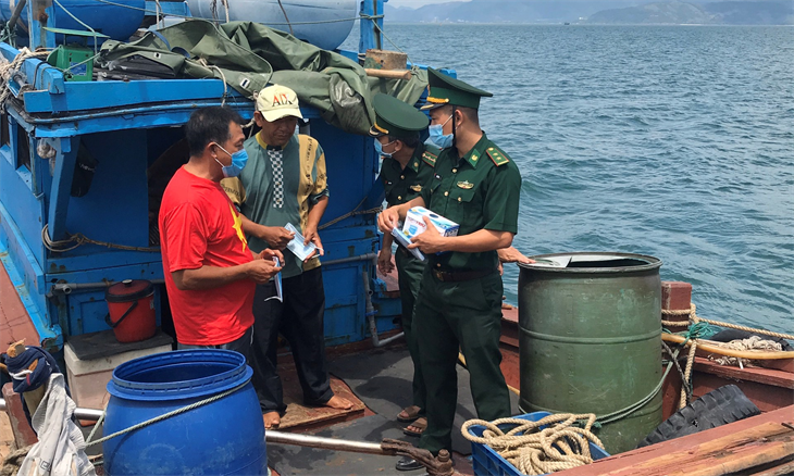 Cụ thể hóa Chỉ thị 01 trong hoạt động bảo vệ chủ quyền, an ninh vùng biển