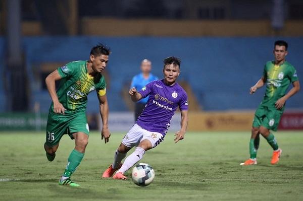 Hà Nội FC thắng hủy diệt, TP Hồ Chí Minh ngược dòng kịch tính giành vé vào bán kết