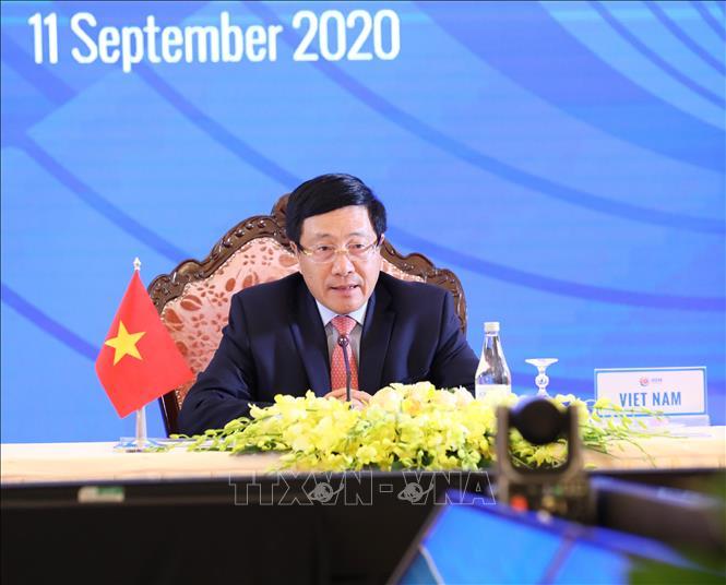ASEAN 2020: Họp báo quốc tế thông tin về kết quả AMM 53 và các Hội nghị liên quan