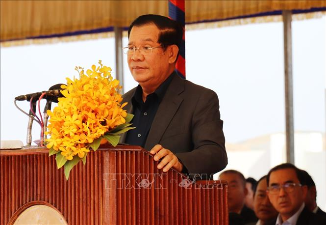 Thủ tướng Campuchia sẽ chủ trì lễ khánh thành cửa khẩu biên giới mới với Việt Nam