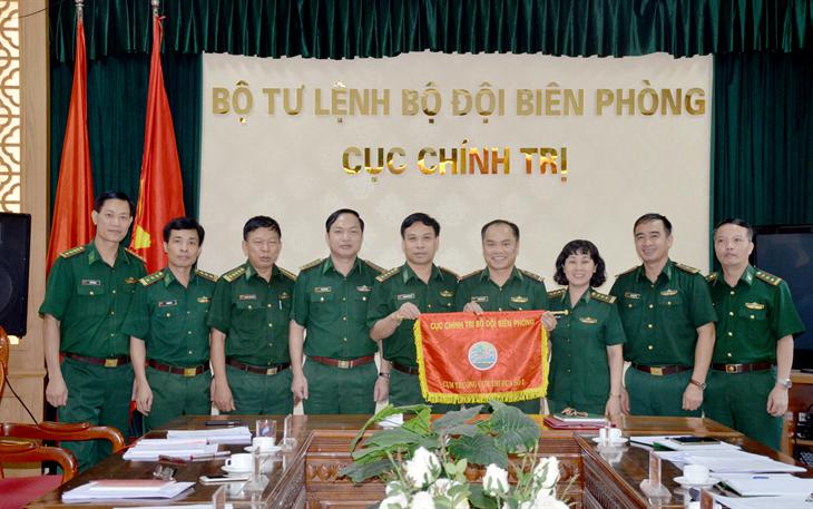 Cụm thi đua số 1, Cục Chính trị BĐBP tổng kết phong trào thi đua Quyết thắng