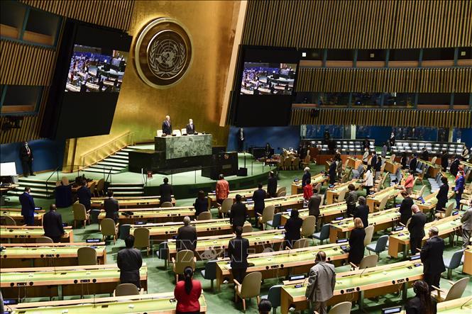Khai mạc khóa 75 Đại Hội đồng Liên hợp quốc