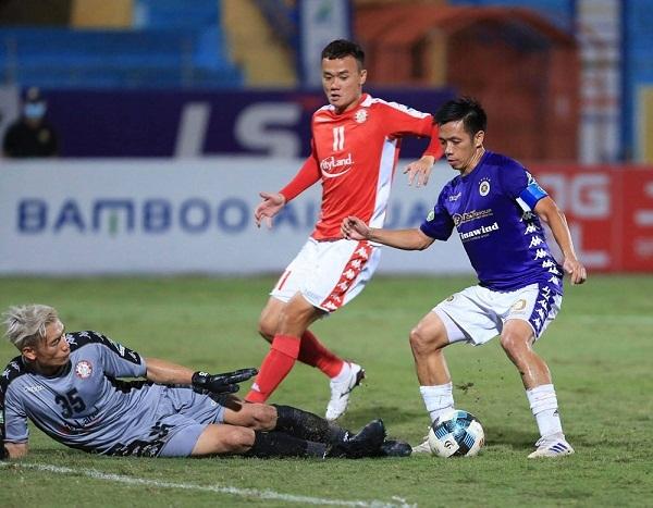 Hà Nội FC và Viettel vào chung kết Cúp quốc gia, PSG thắng may mắn ở phút bù giờ