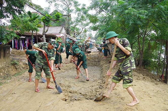 Nhân rộng điển hình dân vận khéo trong quân đội, lan tỏa giá trị cao đẹp Bộ đội Cụ Hồ - Bộ đội của dân