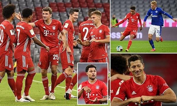 Bayern Munich khởi đầu tuyệt vời, Thiago Alcantara ra mắt Liverpool