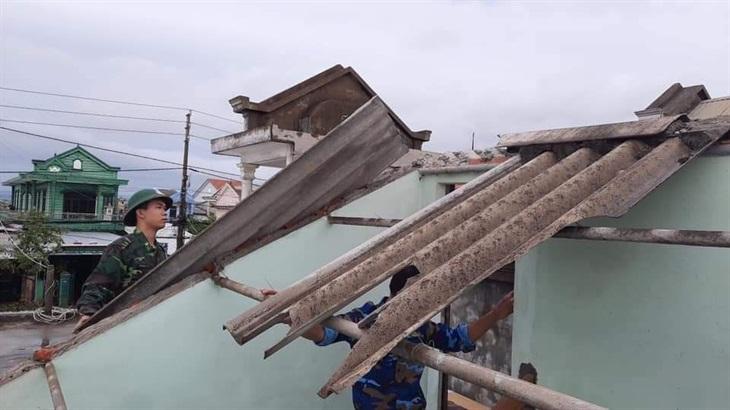 58 hồ chứa thủy lợi có nguy cơ mất an toàn sau bão số 5