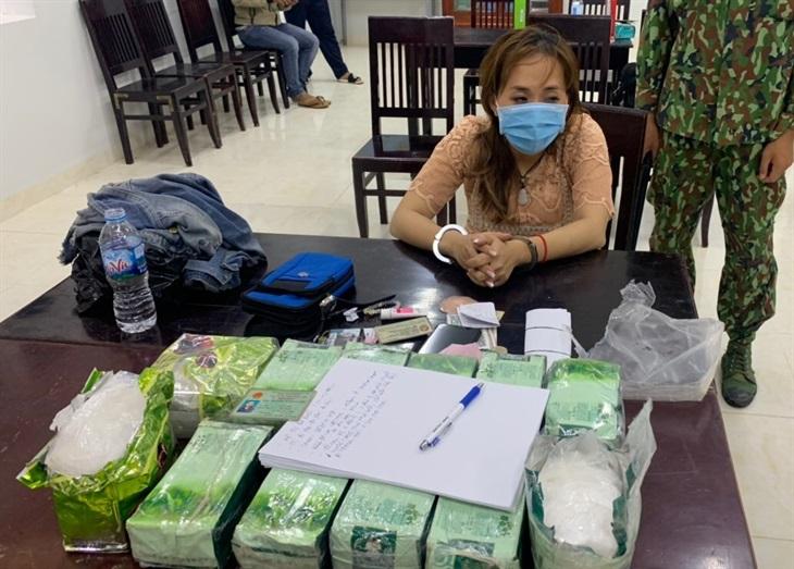 Nhiều thành tích trong đấu tranh phòng, chống tội phạm ma túy và buôn lậu