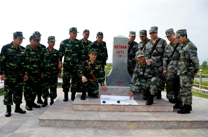 BĐBP luôn được xác định là nòng cốt, chuyên trách trong quản lý, bảo vệ chủ quyền lãnh thổ, an ninh biên giới quốc gia