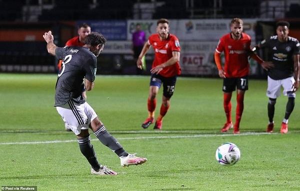 Man United giành chiến thắng ở Carabao Cup, Juventus chiêu mộ Alvaro Morata