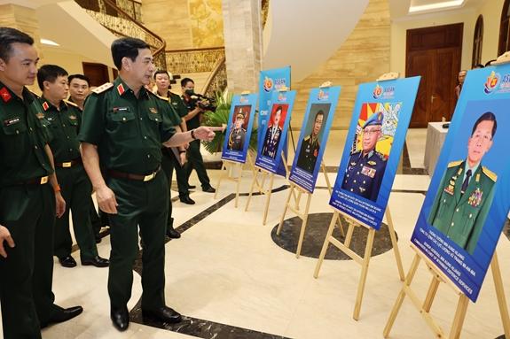 Thượng tướng Phan Văn Giang kiểm tra công tác chuẩn bị Hội nghị ACDFM-17