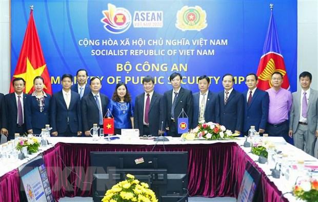 Hội nghị Quan chức cấp cao ASEAN về chống tội phạm xuyên quốc gia