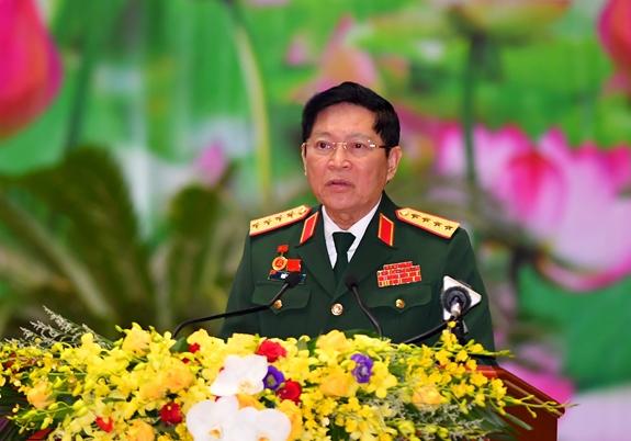 Tiếp tục khẳng định sự đoàn kết, thống nhất, bản lĩnh, trí tuệ, truyền thống tốt đẹp của Quân đội nhân dân Việt Nam