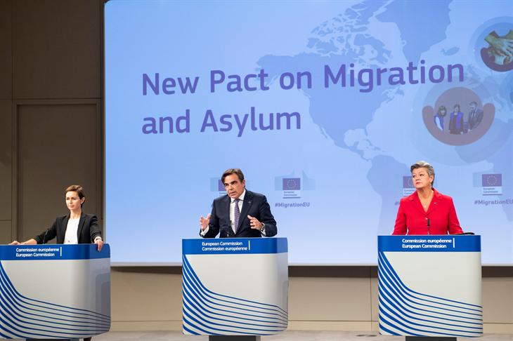Chính sách di cư mớicủa châu Âu sẽ bất thành?