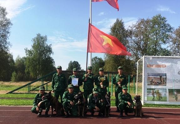 Quân đội nhân dân Việt Nam tạo ấn tượng tốt đẹp tại Army Games 2020
