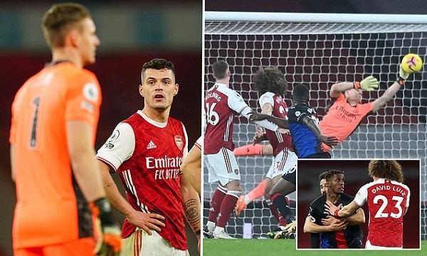 Arsenal trở lại mặt đất, Real Madrid lỡ cơ hội đối đầu Barcelona